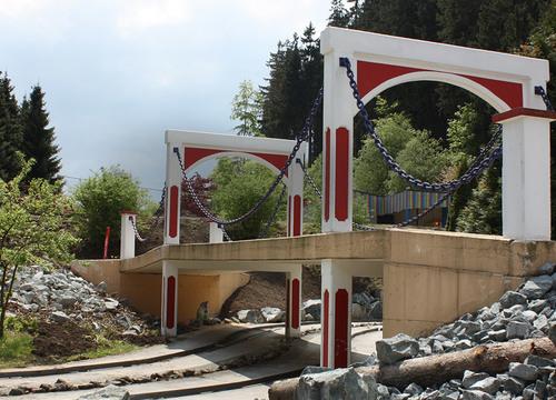 Brücke (Foto: Fort Fun)