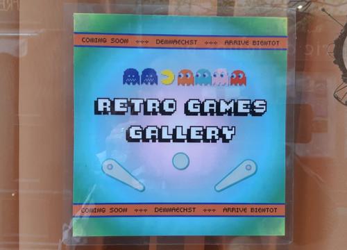 Retro Games Gallery