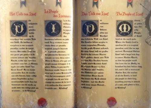 Volk van Laaf  Efteling Story