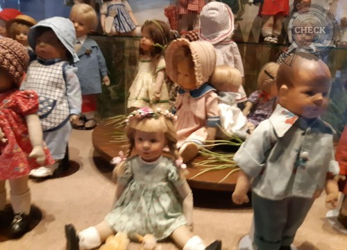Käthe Kruse Puppenmuseum