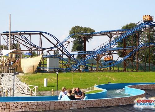 Viking Rollercoaster & Atlantis