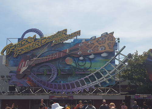Rock´n´Roller Coaster starring Aerosmith