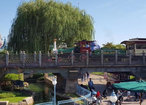 Disneyland Railroad 2