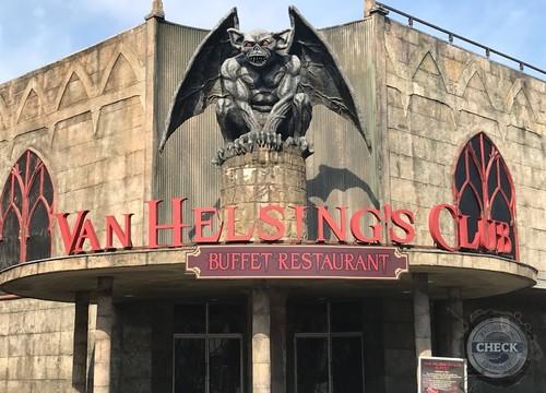Van Helsing's Club