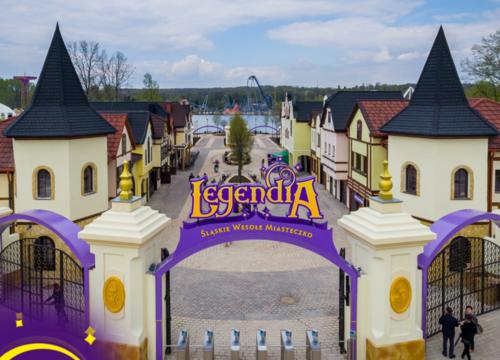 Das Tor zu einer Welt voller Legenden (Foto: Legendia)