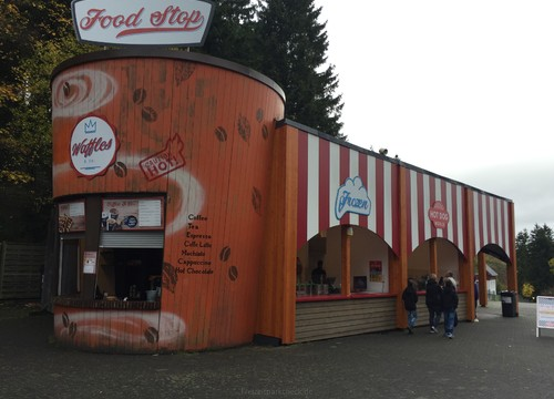 Food Stop (2017)