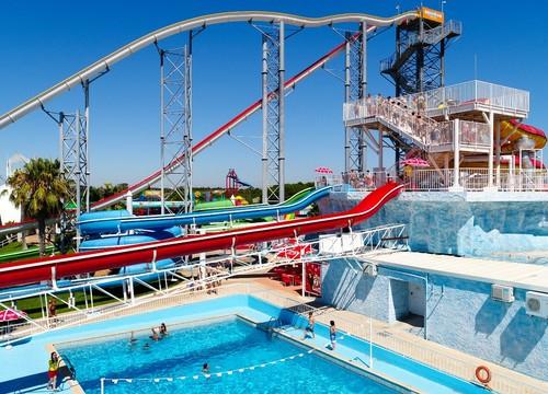 Aquashow Park-Hotel - The Tubes (Foto: aquashow)