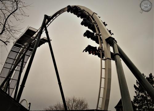 Flug der Dämonen, Heide Park