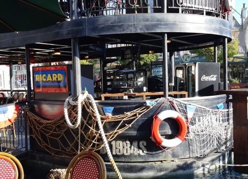 Liberté - Bistro Boot
