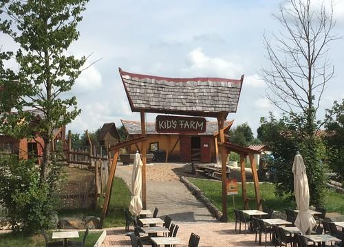 Skyline Park - Kids Farm - Eingang