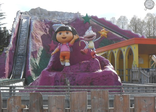 Dora´s Big River Adventure