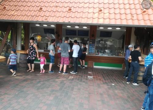 Kiosk im Hansa-Garten