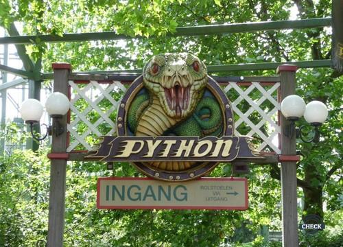 Python Eingang