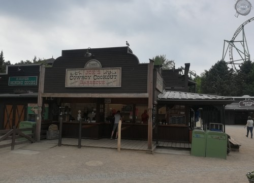 Joe's Cowboy Cookout Barbecue