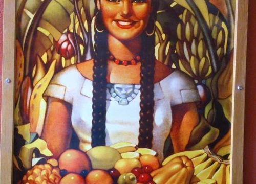 Chiapas Schild