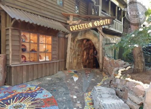 Edelstein Grotte