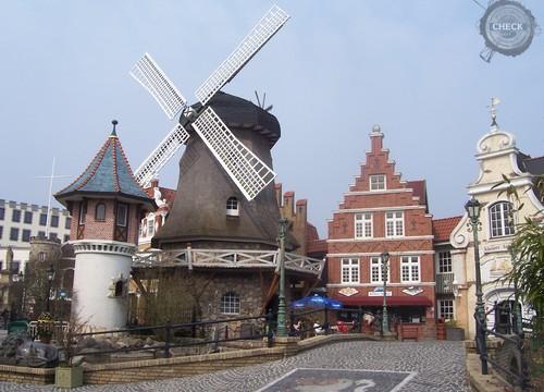 Heide-Dorf Mäuseturm