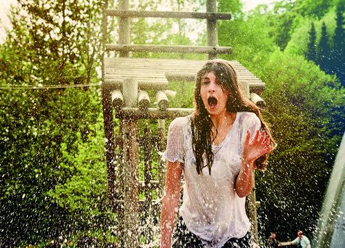Wasserkatapulte (Foto: Fort Fun)