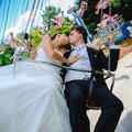 Hochzeit auf dem Königsflug
