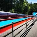 Abfahrt Tube Racer