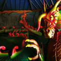 Kopf des Drachen