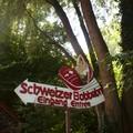 Schweizer Bobbahn Schild