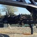 SkyDragster - Wagen mit offenem Antrieb